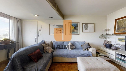 Apartamento Para Venda No Bairro Higienópolis Em São Paulo - Cod: Ja16111 - Ja16111