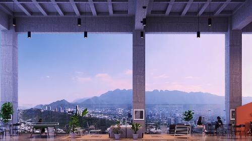 Renta De Oficinas En Monterrey - Torre Obispado