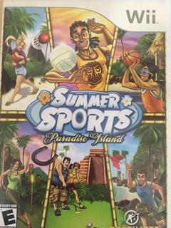Sumer Sports De Nintendo