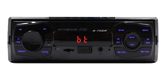 Som automotivo H-Tech HT-1019