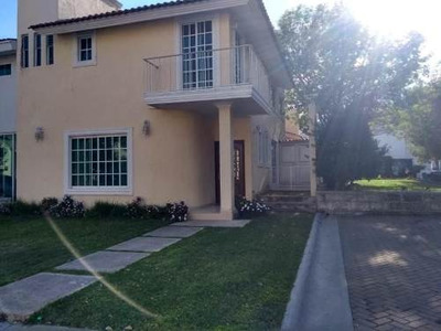 Casa Sola En Venta Fraccionamiento Residencial San Antonio De Ayala