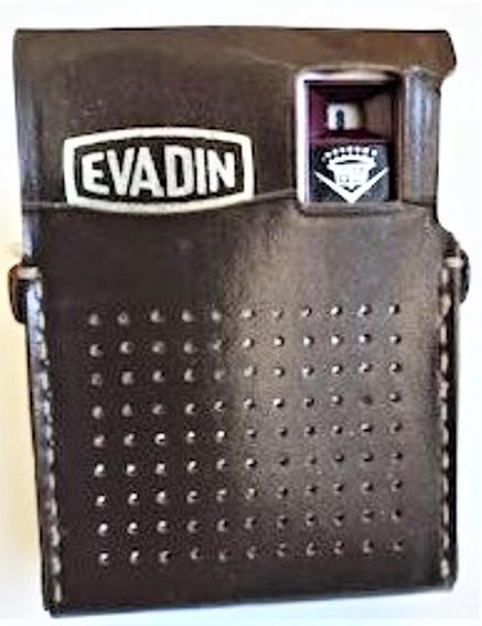 Rádio Antigo A Pilha Evadin Am 6x-615 Excepcional Funciona