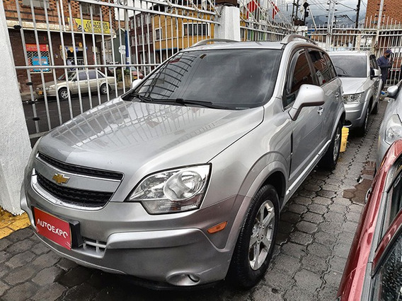 Chevrolet Captiva Sport Sec 3,6 4x4