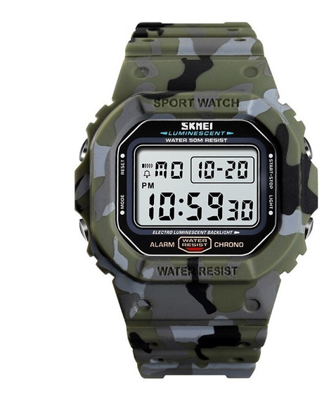 Relógio G Shock Retro Sport Digital Original Dj0099