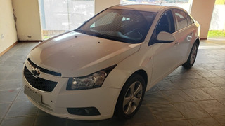 Nissan Chevrolet Cruze Lt 1.8 Automatico 2013 U.dono Itatiba