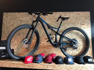 Bicicleta De Montaña Specialized Camber 2018