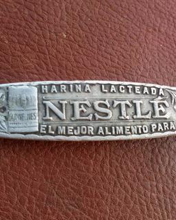 Antiguo Abrecartas De Colección Nestle
