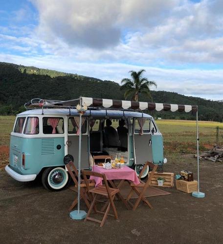 Toldo Para Kombi / Motorhome / Trailer - Camping