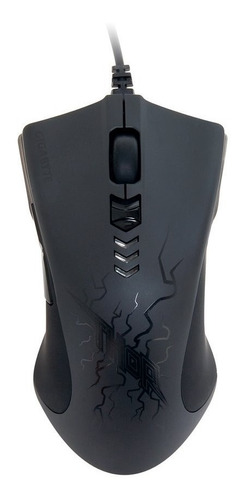 Imagen 1 de 6 de Mouse Gaming Gigabyte Force M7 Thor Laser