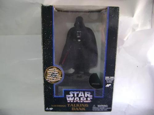 Imagen 1 de 10 de Nico Dar Vader 12 Pulgadas Alcancia Star Wars (swc 15)