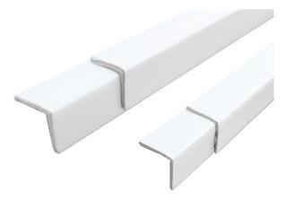 Esquinero De Carton Blanco. 2,9mmx1.40mt. Pack De 25 U.