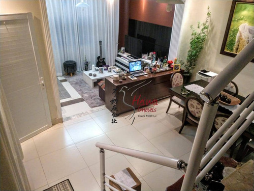 Sobrado Com 3 Dormitórios À Venda, 230 M² Por R$ 800.000 - So0397