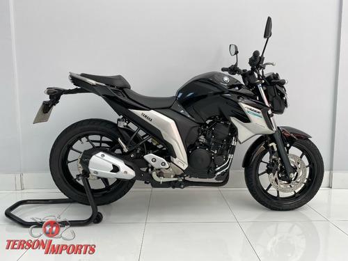 Imagem 1 de 9 de Yamaha Fz25 Fazer Abs 2021 Preta