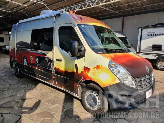 Motorhome Renault Master Tca - Trailer - Y@w5