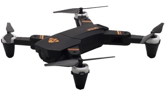 Mini Drone Quadcopte Visuo Xs809 Controle Camera Filma Fpv