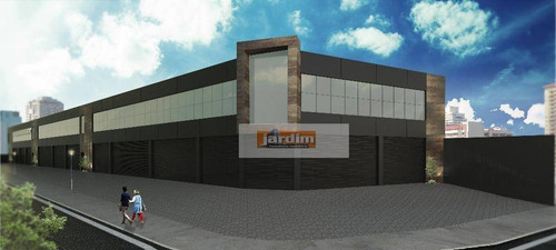 Sala Comercial Para Locação, Jardim São Caetano, São Caetano Do Sul. - Sa0126