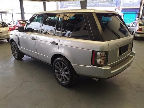 Imagem 1 de 13 de Land Rover - Ranger Rover Vogue 5.0 2010