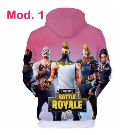 Sudadera Fortnite 3d