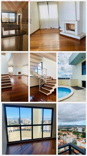 Apartamento Duplex No Edifício Plaza Mayor - R$ 2.700.000,00 - 1654