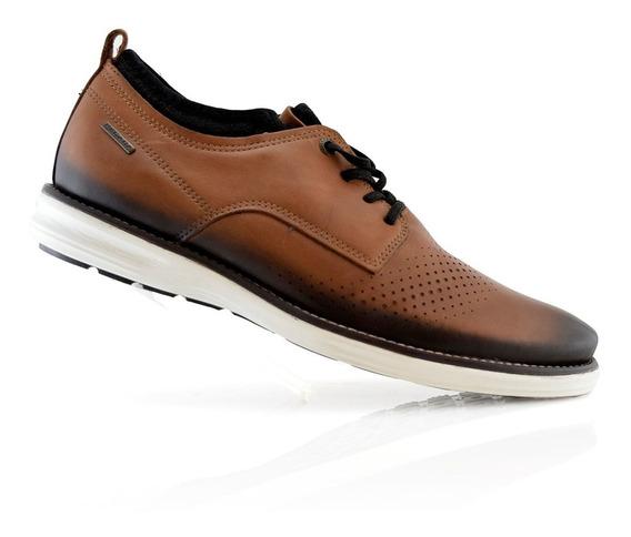 Zapatos Calzados Hombres Cuero 124961-02 Pegada Luminares