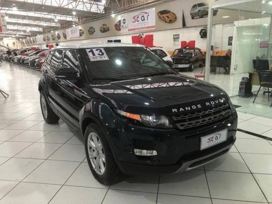 Range Rover Evoque 2.0 Pure Tech 4wd - 2013