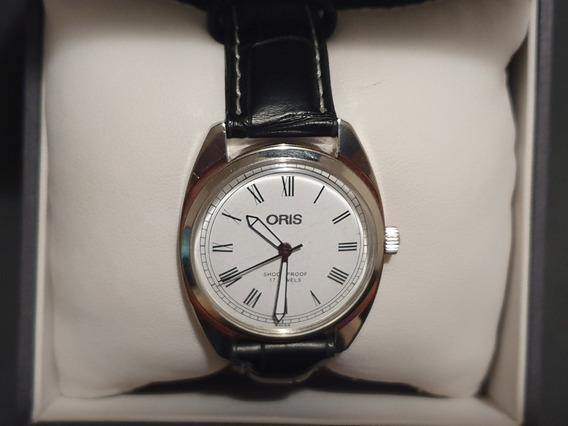Reloj Vintage Oris De Cuerda