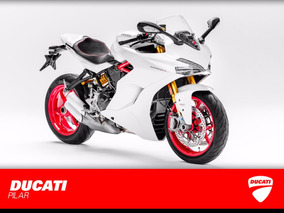 Ducati Supersport S 0km 2017 - Ducati Pilar.