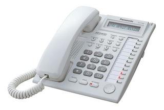 Telefono De La Marca Panasonic Kxt-7730 Nuevo Blanco