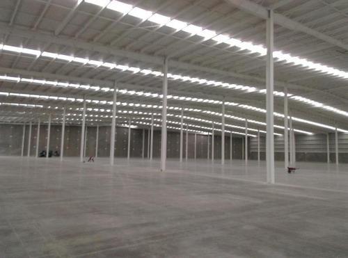 Renta De Nave Industrial En Santa Rosa Jauregui, Qro.