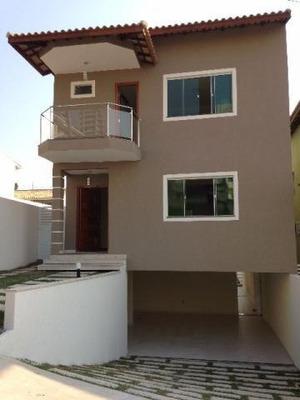 Casa Em Condomínio Fechado Na Glória. - Codigo: Ca1049 - Ca1049