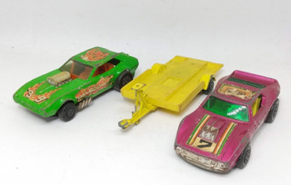 Kit 3 Matchbox Speed Kings