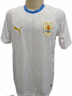 Camisa Polo Uruguai Lançamento 2018