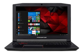 Notebook Gamer Acer Predator Helios 300 Ci7 16gb 2tb