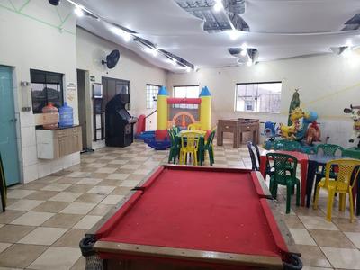 Vendo Buffet Infantil Impecavel Av Oratorio 6151 Zona Leste