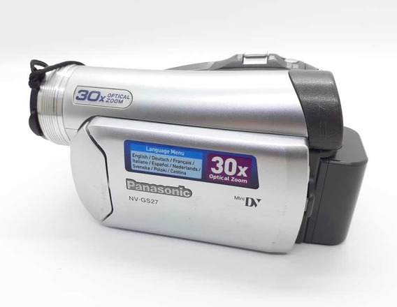 Panasonic | Filmadora Nv-gs27 ( Mini Dv )