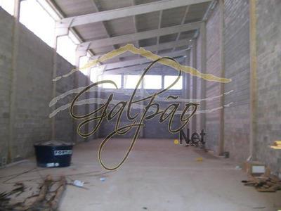 Galpão Para Alugar, 470 M² Por R$ 6.500/mês - Chácara Do Solar I (fazendinha) - Santana De Parnaíba/sp - Ga3691