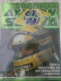 Ayrton Senna Toda História Do Grande Campeão Da F1