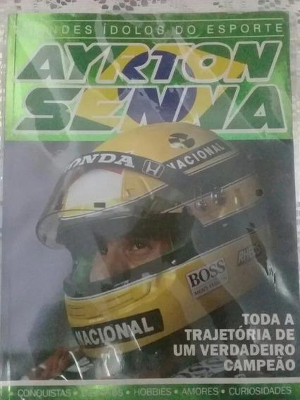 Ayrton Senna Toda História Do Grande Campeão Da F1 Nova