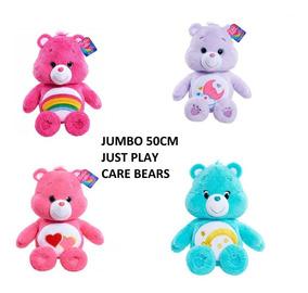 Urso Pelúcia Ursinhos Carinhosos Jumbo 50cm Just Play Care