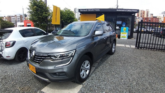 Renault New Koleos Zen 4x2 Automatica - Modelo 2019