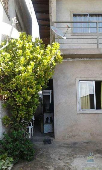 Casa Sobreposta Alta Dois Dormitórios - V4214