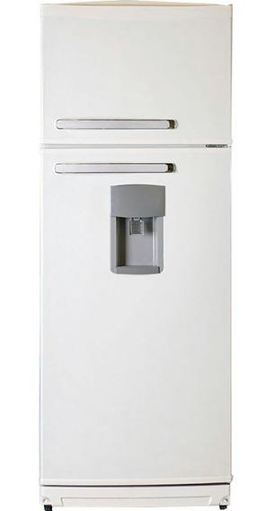 Heladera Con Freezer 328l Con Dispenser Conqueror