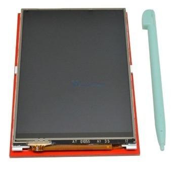 Display Lcd Tft 3.5 Com Touch 480x320 Cartao