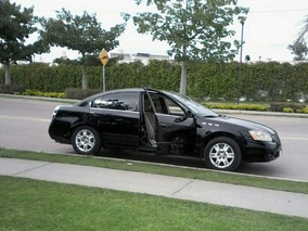 Nissan Altima 2.5 S Aa Ee Cd Tela At 2002