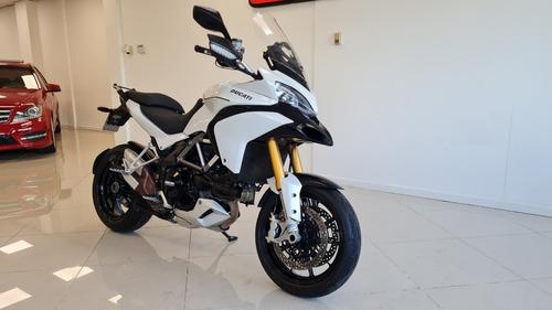 Ducati Multistrada 1200s Impecable Estado ((gl Motors))