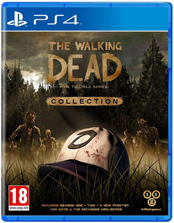 The Walking Dead Telltale Series Collection Playstation 4