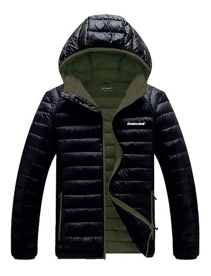 Campera Babolat Hombre -abrigo -inflable Liviana -indu Salas