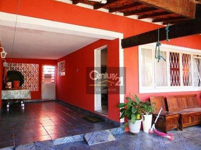 Casa Residencial À Venda, Jardim Rêmulo Zoppi, Indaiatuba. - Ca0033
