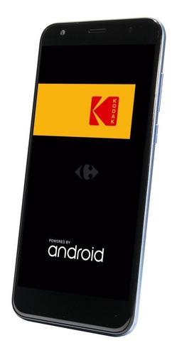Kodak Smartway T1 Dual Sim 16 Gb Negro 1 Gb Ram