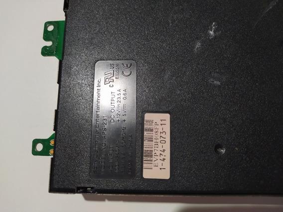 Fonte Interna Ps3 Original Mod Aps-231 Bivolt